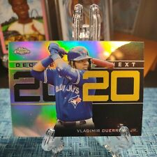 Vladimir Guerrero Jr. 2020 Topps Chrome Decade's Next Dnc-1 Toronto Blue Jays