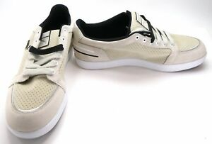Puma Shoes Trip Double Lo Suede Perforated Beige/Tan Sneakers Size 12