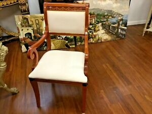Empire Chairs from Italy (Set of 6)