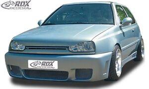 RDX Motorhaubenverlängerung für VW Golf 3 Böser Blick aus Metall zum anschweißen