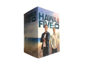 Hawaii Five-O: The Complete Series Season 1-10 DVD Box Set 60-Disc New & Sealed