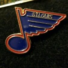 St. Louis Blues Old Style Vintage Logo Small NHL Hockey Pin