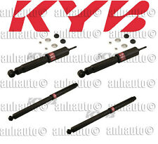4-Pieces KYB Excel-G Shocks Front & Rear Mazda P/U 92 to 97 Rear Wheel Drive 2WD