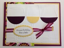 Stampin' Up! Wine A Little Birthday Card Kit