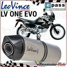 POT D' ECHAPPEMENT APPROUVE LEOVINCE LV ONE EVO HONDA XRV AFRICA TWIN 750 2004