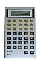 CASIO FX-68 VINTAGE SCIENTIFIC CALCULATOR, WORKING