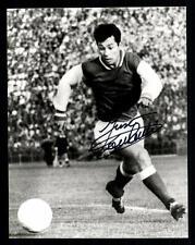 Just Fontaine Frankreich WM 1958 TOP Foto Original Signiert+A 91127