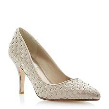 Dune Mid Heel (1.5-3 in.) Stiletto Satin Shoes for Women