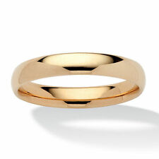 Charming Unisex 14K Gold Filled Size 10 Luxury Ring Wedding Fashion