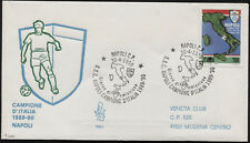 1990 - FDC VENETIA - n.704/IT - Napoli Campione -  viaggiata