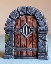 Roleplay Scenery D&D Warhammer Heroquest - Cavern Door (Resin) FREE UK POSTAGE