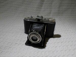 Vintage Agfa Isolette 4.5 (Jsolette) 120 Film Folding Bellows Camera