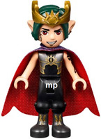 Lego Elves Goblin King Minifigure From Set 41183 New