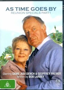 As Time Goes By - Reunion Specials Part 1 & 2 - DVD - Region 4 - FAST POST