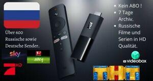 Russisches TV ohne Abo, Xiaomi Mi TV Stick, Ohne Vertrag