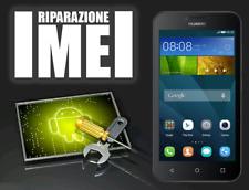 RIPARAZIONE IMEI SBLOCCO RETE Huawei Y5 y6 II Series UNLOCK