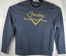 Lucky BRAND Men's Graphic Fender Long Sleeve Sweatshirt T Shirt 2xl
