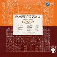 CALLAS/DI STEFANO/GOBBI/SABATA/OTSM - TOSCA 1953 (REMASTERED 2014) 2 CD NEU