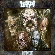 LORDI - Deadache CD
