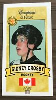 2003 Sidney Crosby Campioni gold GOLD Mint Rookie Penguins