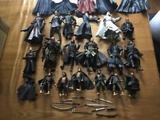Lord Of The Rings Toy Biz Bundle X 18 Figures And Lots Of Accessories