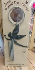 New listing Door Chimes Jacob's Musical Chimes Fairy Door Chimes Made in Usa
