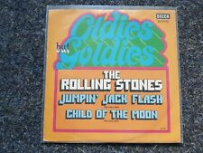 The Rolling Stones - Jumpin' Jack Flash/ Child of the moon 7'' Single