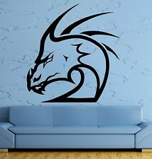 Wall Decal Dragon Myth Movie Fantasy Monster Cool Decor Interior (z2699)