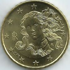 Italië  2007    10 cent      UNC uit de rol !!!  UNC du rouleaux !!