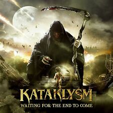 KATAKLYSM - WAITING FOR THE END TO COME  CD NEU