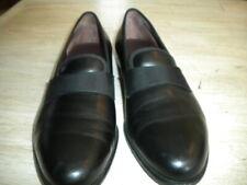 Men Salvatore Ferragamo Black Loafers 12 D