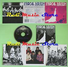 CD PROCOL HARUM 2009 digipack SALVO SALVOCD016 (Xs4) no lp mc dvd