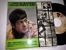 "JEAN CLAUDE HAYER - SPANISH 7"" SINGLE SPAIN EP 1966 HE BARMAN"