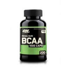 Optimum Nutrition BCAA 1000 Branched Chaid Amino Acids 400 Caps
