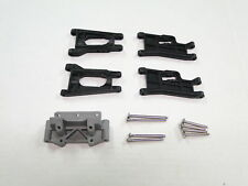 NEW TRAXXAS BANDIT Arms Front & Rear Set +Hinge Pins / Bulkhead RB1