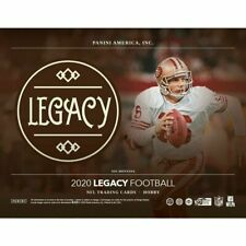 KANSAS CITY CHIEFS 2020 PANINI LEGACY FOOTBALL Half CASE 6 BOX TEAM BREAK #8