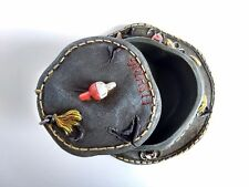 Fishing Hat Trinket Box