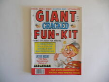 Cracked Magazine / Giant Fun Kit / July 1980 / Very Good Cond. /  Humor