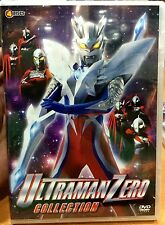 Ultraman Zero (3 Movie + 2 Side Story) Collection Box ~ 4-DVD SET ~ Ultra Galaxy