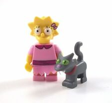 NEW LEGO 71009 MINIFIGURES SERIES Simpons Series 2 - Lisa with Snowball