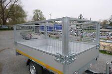 LAUBGITTER für Eduard Anhänger 2600X1500X700 Pendelbar verzinkt (art.H)