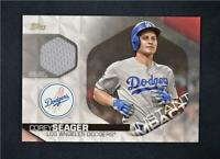 2018 Topps Series 2 Instant Impact Relic #IIR-CS Corey Seager /100