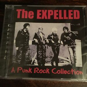 Expelled - Punk Rock Collection (1999) NEW SEALED PUNK CD