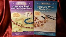 Jewellery Craft Collection - Wirework Gizmo - DVD's and Booklets - Coiled Wire.