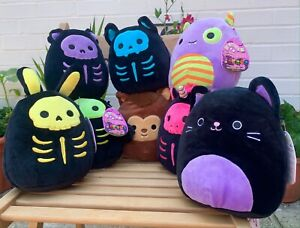 """BNWT 7"""" Halloween Squishmallows - Choose Your Favourite!"""