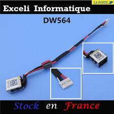 Connecteur alimentation socket charging laptop Dc Jack Cable Dell Latitude 3450