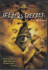 Jeepers Creepers (DVD) Full Screen & Widescreen Versions - Horror