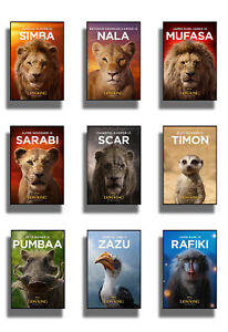 The Lion King 2019 Movie Poster Wall Art Maxi Disney Prints New Film Cinema