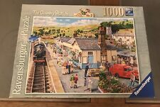 1000 piece jigsaw puzzles ravensburger pre owned