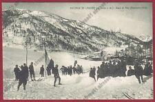 BELLUNO PIEVE DI CADORE 49 POZZALE - GARE di SCI - SKI - Gennaio 1915 Cartolina